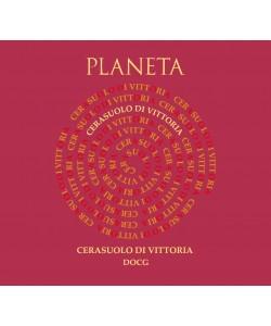 Etichetta Cerasuolo Di Vittoria DOCG Planeta 2013
