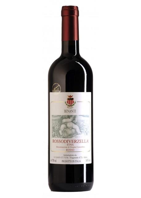 Etna Rosso di Verzella DOC Benanti 2013
