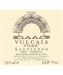 Veneto IGT Inama Sauvignon Vulcaia Fumé 2012