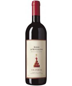 Etichetta Rosso di Montalcino DOC Col D'Orcia 2007