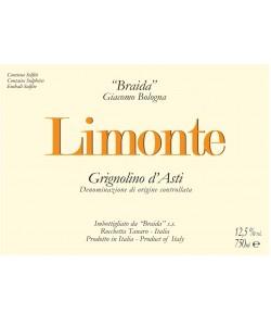 Grignolino D'Asti DOC Braida Limonte 2012