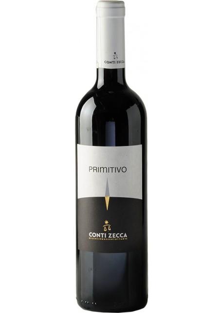 Primitivo Salento IGT Conti Zecca 2012