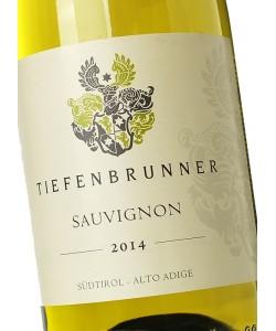 Alto Adige DOC Tiefenbrunner Sauvignon 2014