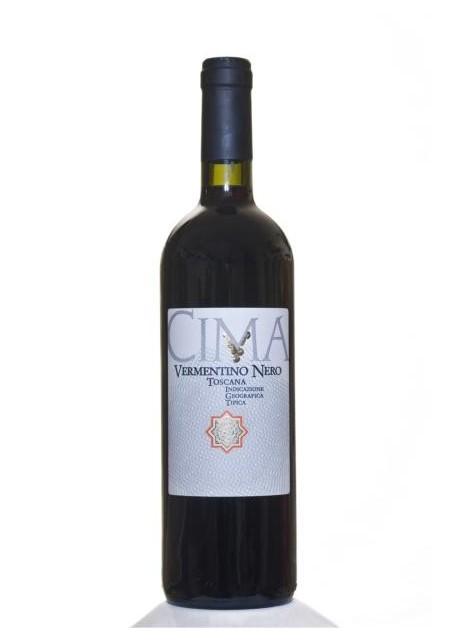 Toscana IGT Cima Vermentino Nero 2002