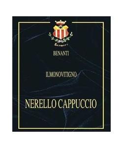 Etichetta Sicilia IGT Benanti Nerello Cappuccio 2005