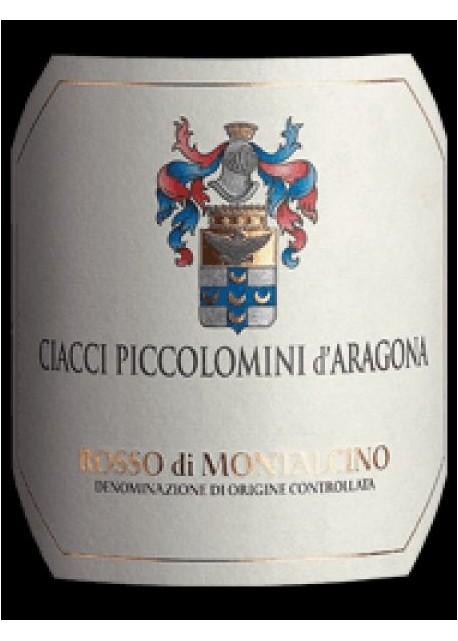 Rosso di Montalcino DOC Ciacci Piccolomini 2012