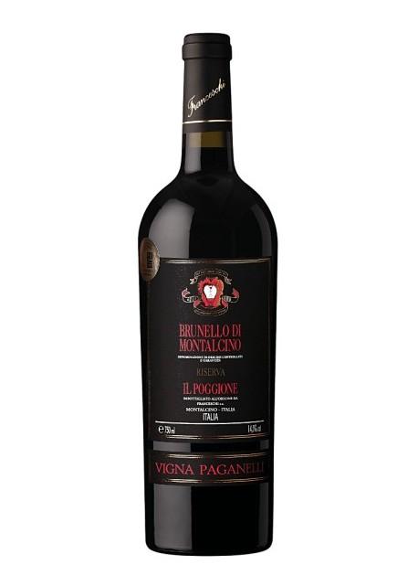 Brunello di Montalcino DOCG Il Poggione Riserva Vigna Paganelli 2007