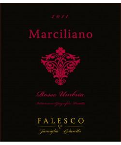 Umbria Rosso IGP Falesco Marciliano 2004
