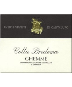 Ghemme DOCG Cantalupo Collis Breclemae 2004