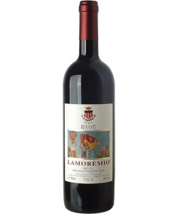 Etichetta Sicilia IGT Benanti Lamorèmio 2004