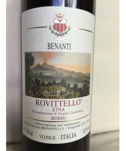 Etna Rosso DOC Benanti Rovittello 2007