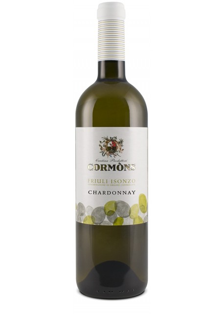 Friuli Isonzo DOC Cormòns Chardonnay 2014