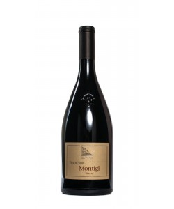 Etichetta Alto Adige DOC Cantina Terlan Pinot Nero Montigl Riserva 2012