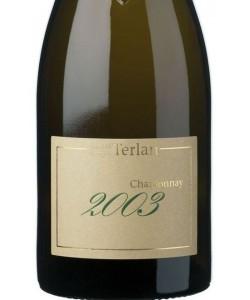 Etichetta Cantina Terlan Chardonnay Rarità 2003