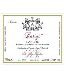 Etichetta Langhe DOC Elio Altare Larigi 2006