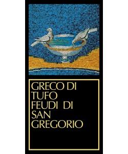 Etichetta Greco Di Tufo DOCG Feudi di San Gregorio 2014