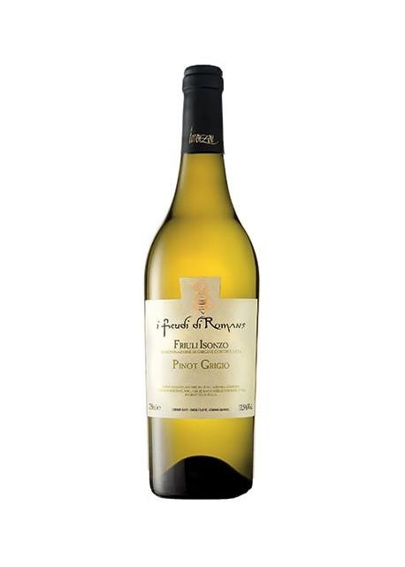 Friuli Isonzo DOC I Feudi di Romans Pinot Grigio 2014
