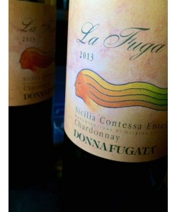 Contessa Entellina DOC Donnafugata Chardonnay La Fuga 2014