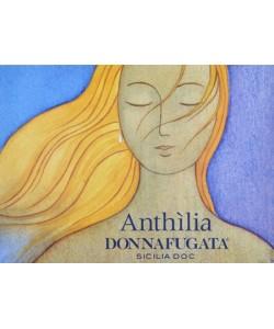 Etichetta Sicilia DOC Donnafugata Anthìlia 2014