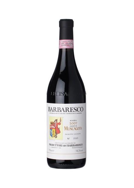 Barbaresco DOCG Produttori del Barbaresco Riserva Muncagota 2009
