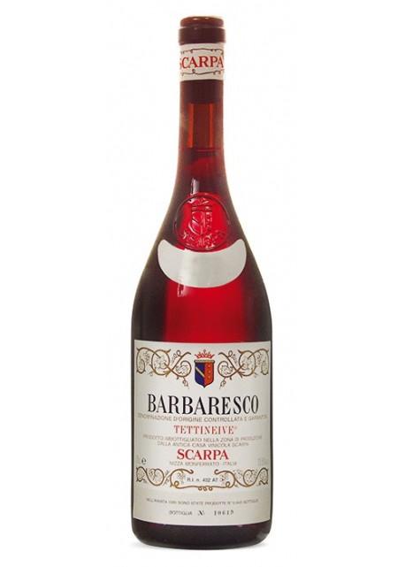 Barbaresco DOCG Scarpa Tettineive 2005