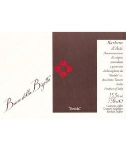 Barbera d'Asti DOCG Braida Bricco della Bigotta 2010
