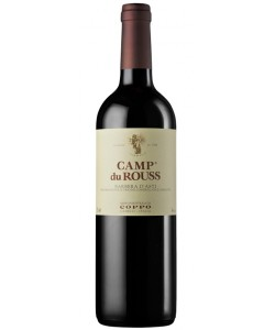 Barbera d'Asti DOCG Coppo Camp du Rouss 2011
