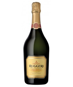 Prosecco Superiore Valdobbiadene DOCG Ruggeri Giall'Oro Extra Dry