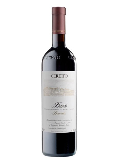 Barolo DOCG Ceretto Brunate 2011