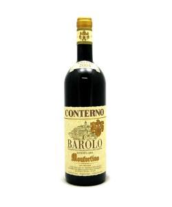 Barolo DOCG Giacomo Conterno Monfortino Riserva 2008