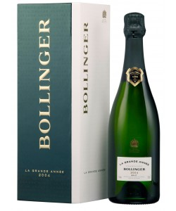 Champagne Bollinger La Grande Année 2004 (Con Astuccio)