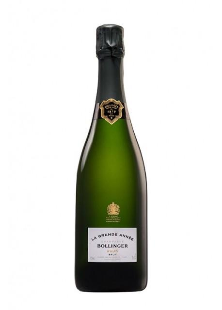 Champagne Bollinger La Grande Année 2000