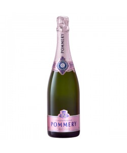 Champagne Pommery Brut Rosé