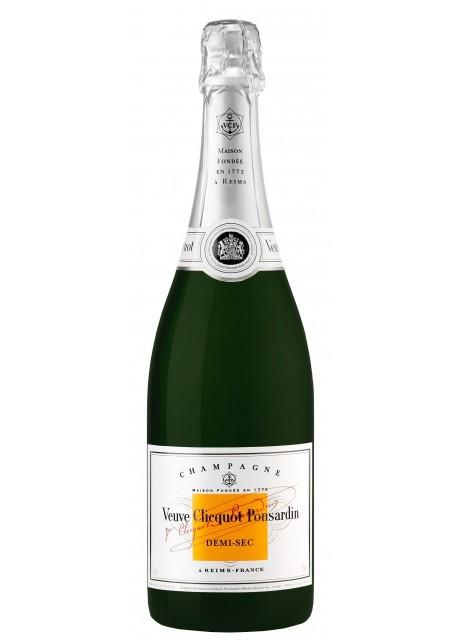 Champagne Veuve Clicquot Demi Sec