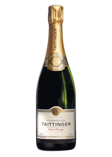 Champagne Taittinger Cuvée Prestige
