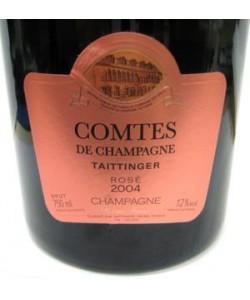 Champagne Taittinger Comtes de Champagne Rosé 2004