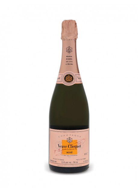 Champagne Veuve Clicquot Brut Rosè