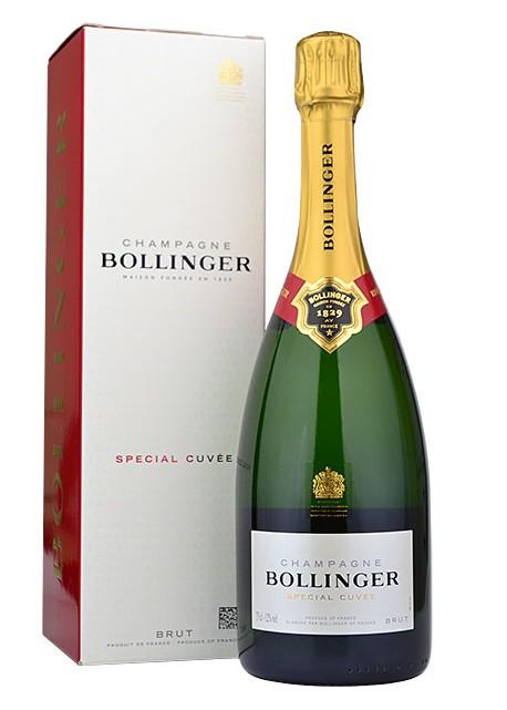 Champagne Bollinger Special Cuvée