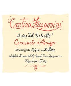Cerasuolo d'Abruzzo DOC Zaccagnini Tralcetto Cerasuolo 2014