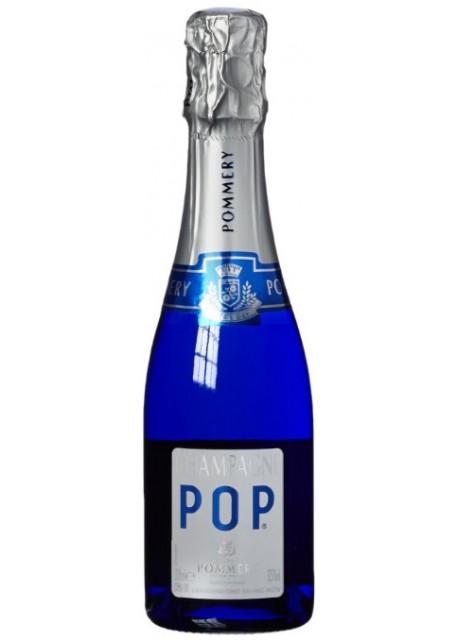Champagne Pommery Blu Pop Extra Dry (da 0,200 Lt)