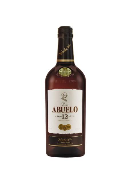 Rum Varela Hermanos Abuelo 12 anni