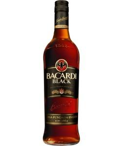 Rum Bacardi Black
