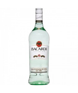Rum Bacardi Bianco Superior