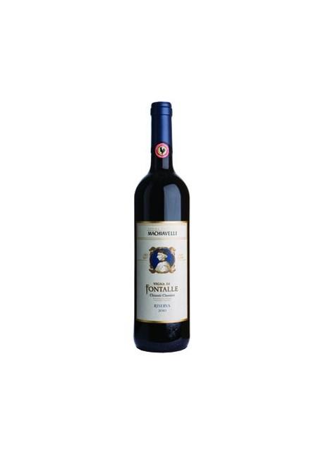 Chianti Classico Riserva DOCG Antica Fattoria Machiavelli 2008