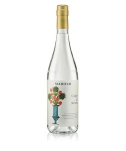 Grappa Marolo Barbera