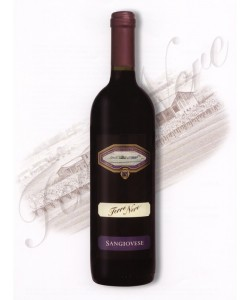 Rubicone IGT Bassi Sangiovese Terre Nere 2010