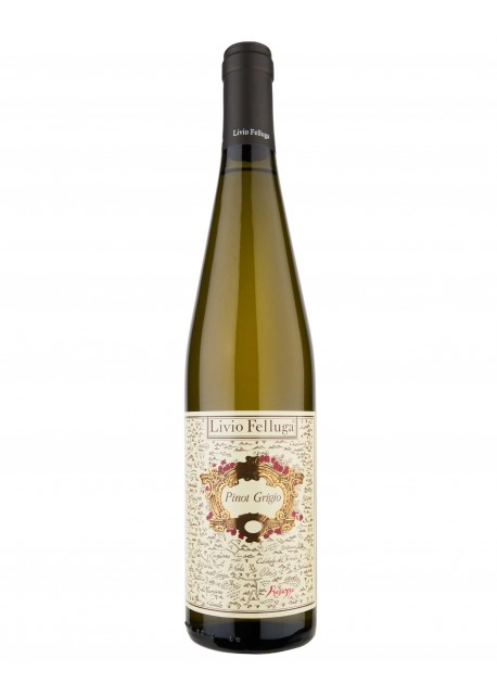 Friuli Colli Orientali DOC Livio Felluga Pinot Grigio 2015