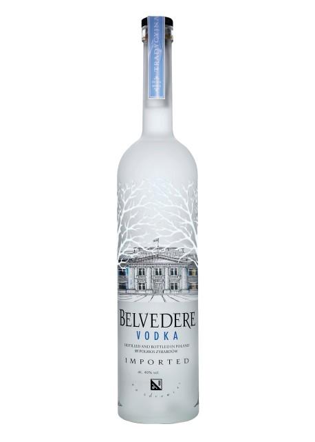 Vodka Polmos Zyrardow Belvedere