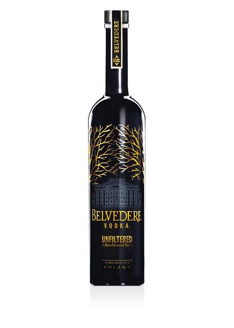 Vodka Belvedere Unfiltered Diamond Rye
