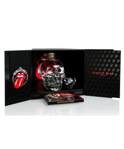 Vodka Crystal Head Rolling Stones